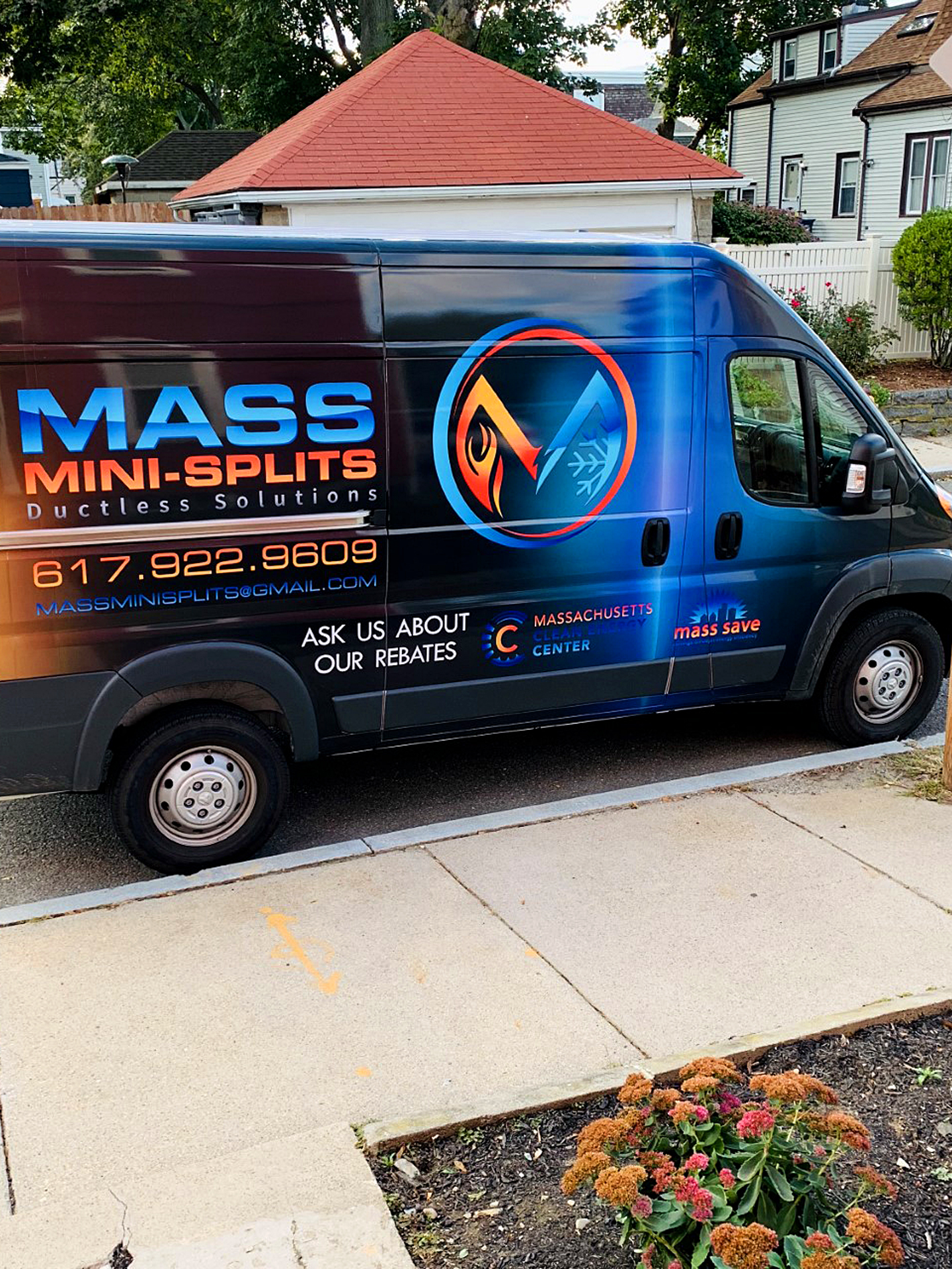 Mass Mini Splits Sprinter